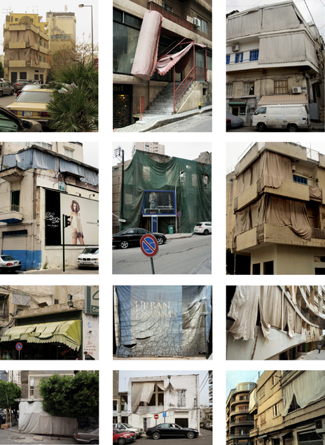 Veils of Beirut