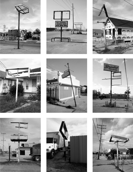 Empty signs
